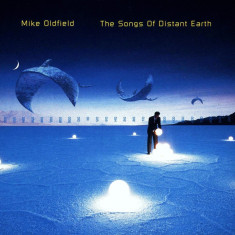 Mike Oldfield The Songs Of Distant Earth (cd)