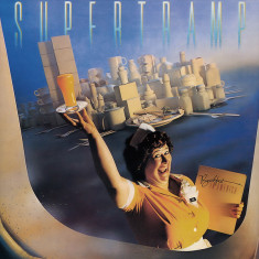 VINIL    Supertramp ‎– Breakfast In America   LP VG+
