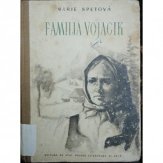 FAMILIA VOJACIK - MARIE SPETOVA