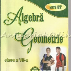 Algebra Geometrie. Clasa a VII-a - Artur Balauca, Ioan Ticalo, Mariana Ciobanasu