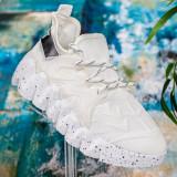 Pantofi sport albi barbati MDL00361