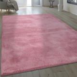 Covor tesut manual Trym roz pudra 200 x 290 cm