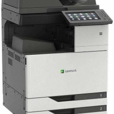 Multifunctionala Laser Color Lexmark CX921DE USB Retea A3 Negru Gri