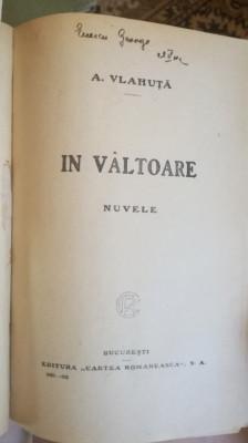 Alexandru Vlahuta, 1905, Clipe de liniste, In valtoare, Amurg si Zori, Poezii foto