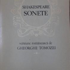 SONETE - SHAKESPEARE