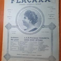 flacara 31 martie 1912-poezie pt regina elisabeta de victor eftimiu si g.bacovia