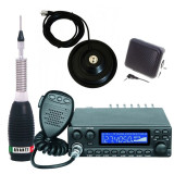 Promotie statie radio CB Avanti Kappa + antena CB Avanti Forte + baza magnetica...