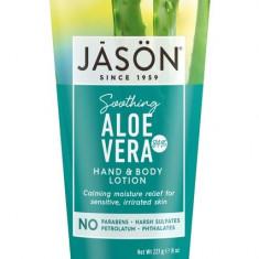Crema hidratanta cu 84% aloe vera, pt maini si corp, Jason, 227 g