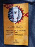 Lucian Blaga-Antologie de poezie populara-5