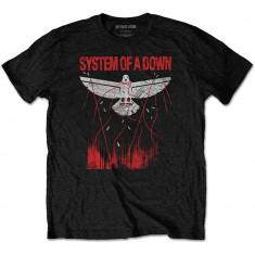 Tricou System Of A Down: Dove Overcome