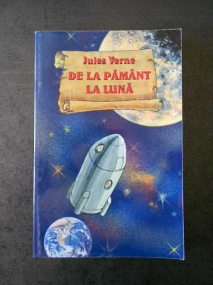JULES VERNE - DE LA PAMANT LA LUNA foto
