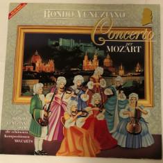 [Vinil] Rondo Veneziano - Concerto per Mozart - album pe vinil