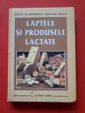 LAPTELE SI PRODUSELE LACTATE × G Georgescu