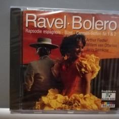 Ravel : Bolero / Bizet : Carmen (1990/Polydor/GERMANY) - CD ORIGINAL/Nou-Sigilat