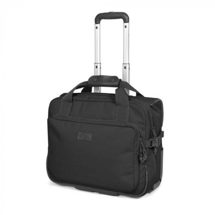 Troller laptop Eastpak EK07a07I Kaley Horizontal 15 inck negru