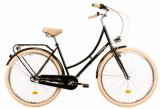 Bicicleta Oras DHS Citadinne 2836 Negru