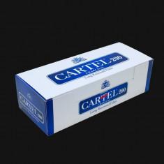 Tuburi tigari CARTEL LONG RECESSED FILTER 200