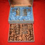 Set  tacamuri Rusesti pentru 12 persoane 48 piese cu cutie