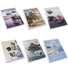 Album foto Travel, capacitate 24 fotografii 10x15, slip-in, 12 file