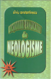 AS - CONSTANTINESCU SILVIU - DICTIONAR EXPLICATIV DE NEOLOGISME