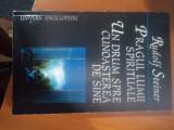 Rudolf Steiner - Pragul lumii spirituale - 168 pagini