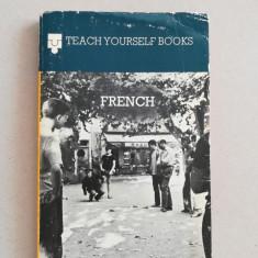 Curs limba franceza Teach Yourself French (in limba engleza)