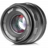 Obiectiv manual Meike 35mm F1.4 pentru FujiFilm FX-mount