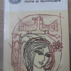 DOINE SI LACRIMIOARE - V. ALECSANDRI