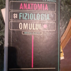 Anatomia si fiziologia omului – Voiculescu