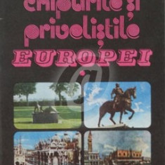 Chipurile si privelistile Europei - Italia si Franta, vol. I