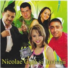 CD Nicolae Guță Și Invitații , manele:Adi de la Valcea, Guta, Pustiu, Brazilianu
