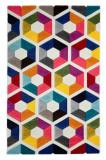 Covor Drept Multicolor 3948C 100x200cm