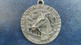 Medalie interesanta Italia, cavalcada, Europa