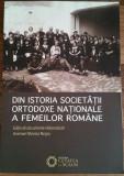 A. M. NEGRU - DIN ISTORIA SOCIETATII ORTODOXE NATIONALE A FEMEILOR ROMANE {2016}