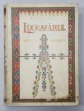 LUCEAFARUL , REVISTA LITERARA , ANUL VI , INTEGRAL , 1907 , COLEGAT DE 24 NUMERE* , LEGATURA DE ARTA SEMNATA *