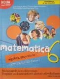 MATEMATICA ALGEBRA GEOMETRIE CAIET LUCRU CLASA A VI-A PARTEA I Peligrad