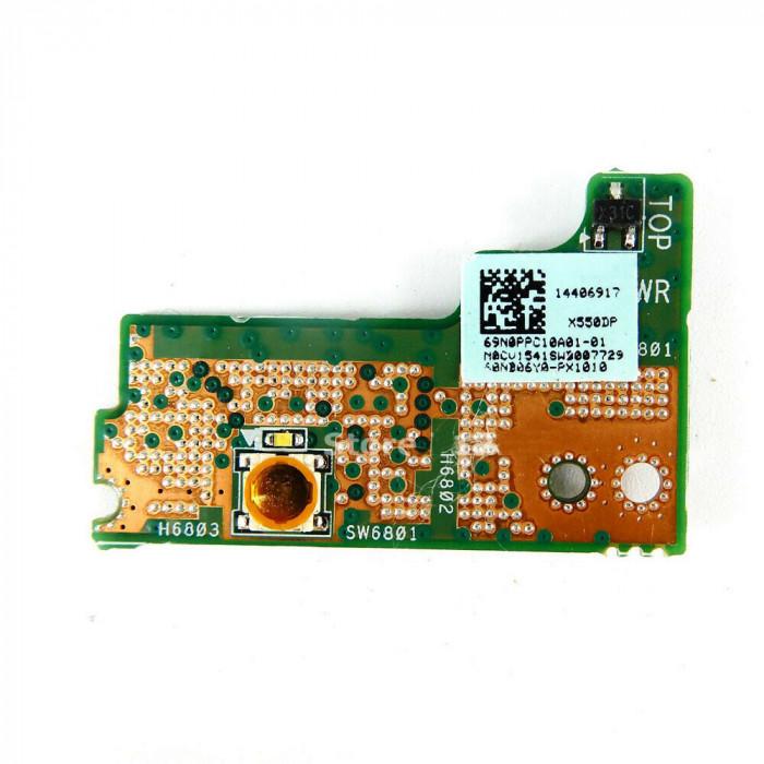 Buton pornire laptop Asus K550Z