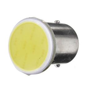 Bec cireasa 3W COB BA15S lumina rosie 12V ( Tip vechi SIMETRIC ) 56266R-12V Mall