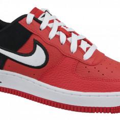 Pantofi sport Nike Air Force 1 LV8 1 GS AV0743-600 pentru Copii, 35.5, 36, 36.5 - 38.5, Rosu