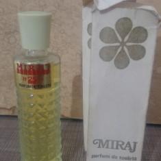 Miraj 25, parfum de toaleta// parfum romanesc, continut original, in cutie