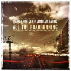 Mark Knopfler Emmilou Harris All The Road Running (cd)