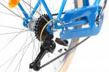 Bicicleta oras Dhs Citadinne 2634 M albastru 26 inch