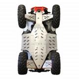 Scut aluminiu full kit ATV Polaris Scrambler 850/1000 2015+