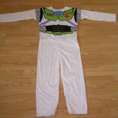 Costum carnaval serbare aviator astronaut toy story pentru copii de 7-8 ani, Din imagine