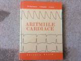 aritmiile cardiace gavrilescu streian luca editura facla 1976 RSR carte stiinta