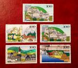 Germania - Timbre poştale - 1995 - Landscapes, Stampilat