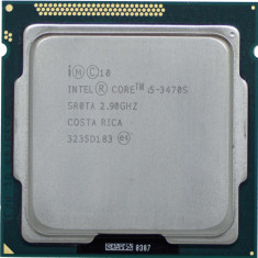 Procesor Gaming  Intel Ivy Bridge, Core i5 3470S 2.9GHz