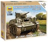 Cumpara ieftin 1:100 Stuart US-Tank 1:100