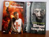 Michael Jecks - Ultimul templier; Vrajitoarea (seria Templierii)