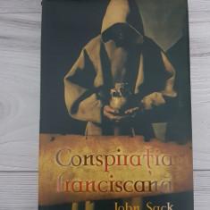 John Sak Conspiratia franciscana